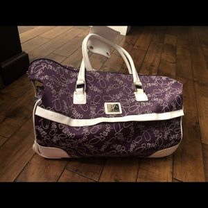 DVF Carry On Luggage With Wheels